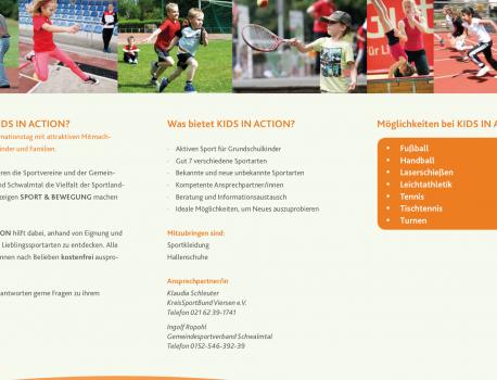 Veranstaltung: Kids in Action am 21.09.2019